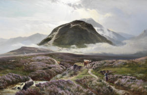 Sidney_Richard_Percy_Carn_Dearg_and_Ben_Nevis_from_Achintee